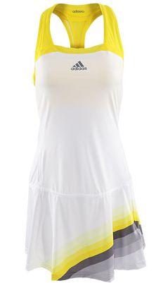 テニスウエア黄色