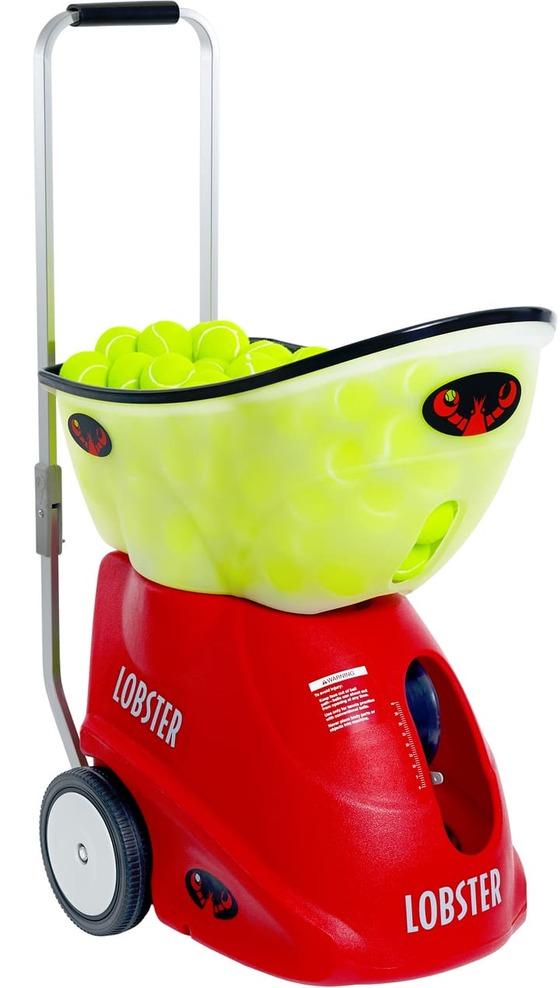 自動球出しテニスマシン
